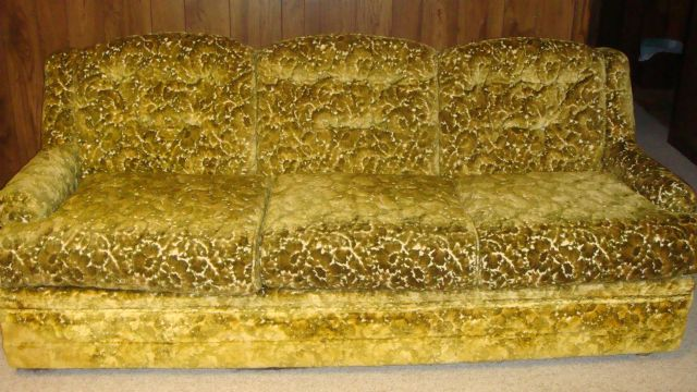 Title: Ugly Sofa Contest
